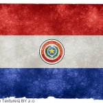 Paraguay - (CC BY 2.0) Free Grunge Textures OK